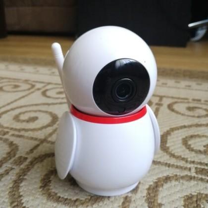 Wi-Fi камера для самых любопытных