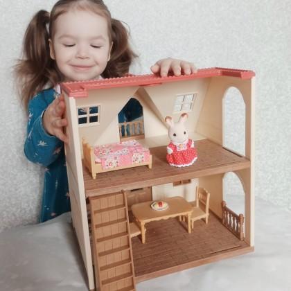 Детский игровой набор Sylvanian Families. 100 оригинал