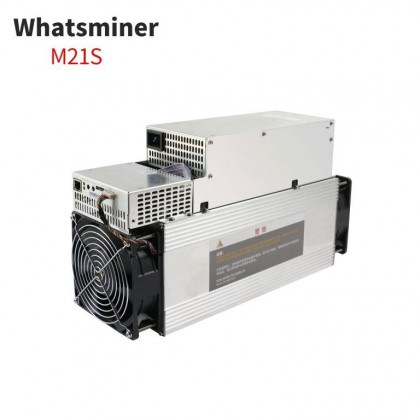 Whats miner Micro Bt M21S 62T BITCOIN