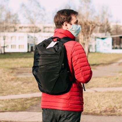 Вместительный рюкзак Heroic_Knight