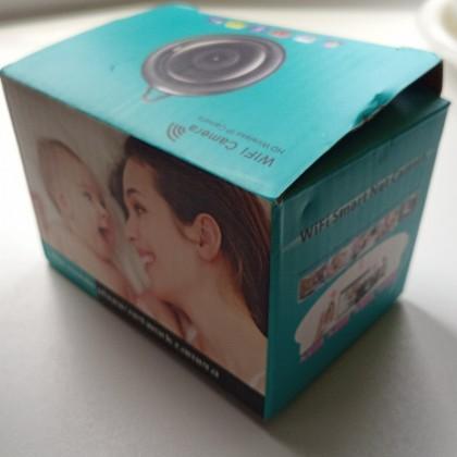 Домашняя Wi-Fi мини камера V380 Pro IP