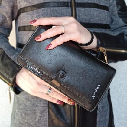 Практичный и вместительный кошелёк Baellerry