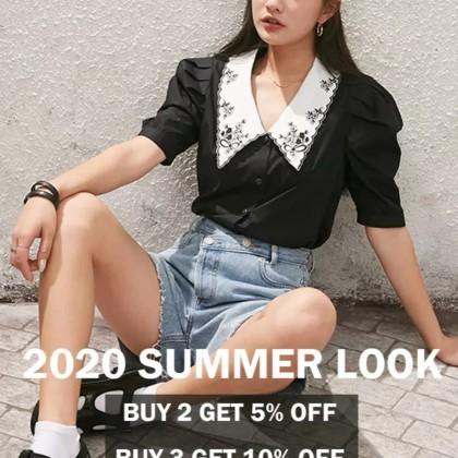 Эта цветочная коллекция одежды с Алиэкспресс - просто must have на лето!