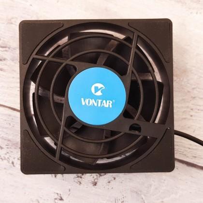 USB-вентилятор Vontar C1 для приставок Android TV: охлаждаем H96 Max X3, Vontar X3 и Mecool M8S Pro