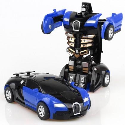 Машинка - трансформер.