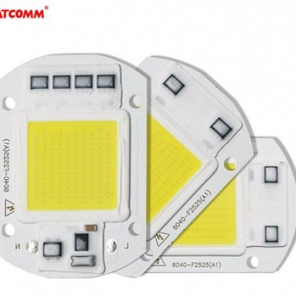 Smart IC High Power LED Matrix For Projectors 50W 220V Light COB LED.