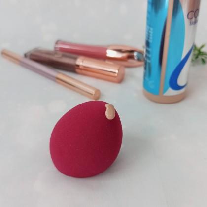 Обзор на скошенный спонж для макияжа