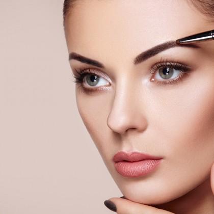 водонепроницаемый стойкий макияж для бровей