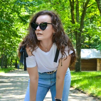 Эффектные солнечные очки