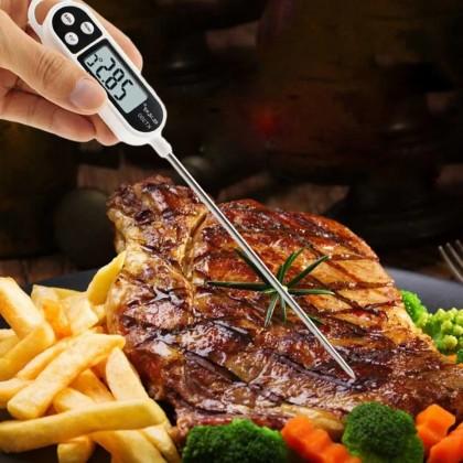 Didihou M144076 Цифровой кухонный термометр для мяса, воды, молока, приготовления пищи.