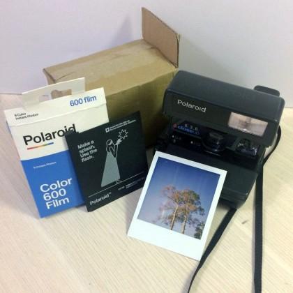 Color 600 Film - кассеты для Polaroid