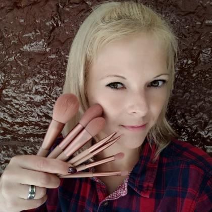 Набор кистей для макияжа от ANMOR