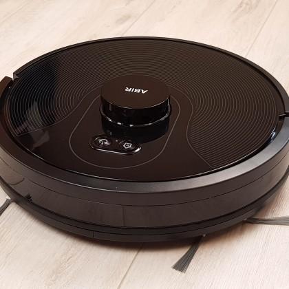 Робот-пылесос Abir X8: обзор наиболее технологичной модели компании