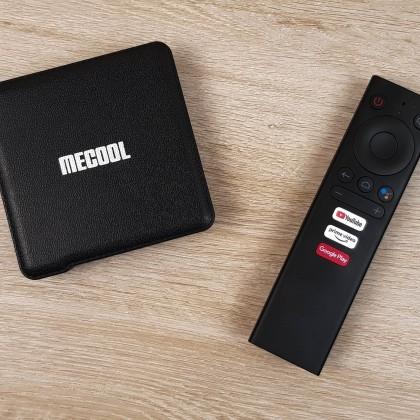 Mecool KM1 classic: подробный обзор приставки Android TV с сертификацией Google