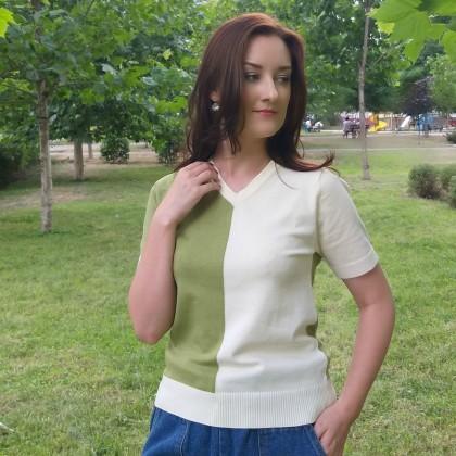 Трикотажная футболка от Streamgirl