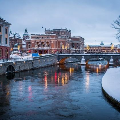 Красиво, вкусно, дорого: добро пожаловать в Стокгольм!