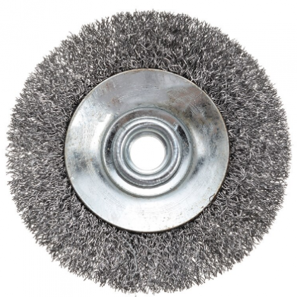 M14 Steel Wire Wheel Brush Buffing Drill Rotary Tools Grinder Polishing Wire Brush.