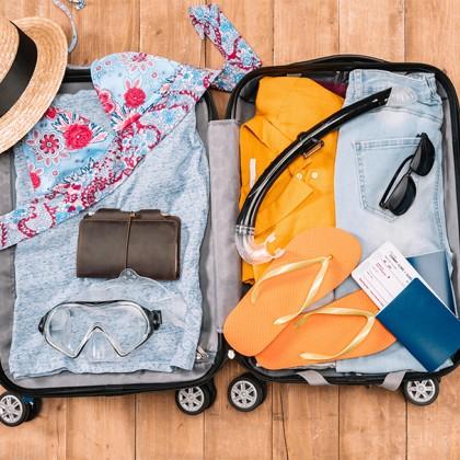 Собираем чемодан в путешествие на Алиэкспресс