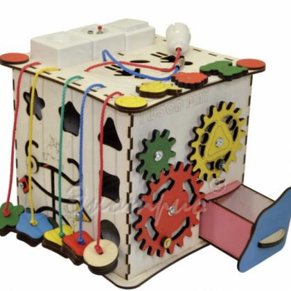 Бизиборды на Алиэкспресс: покупаем качественные вещи для детей от 600 рублей