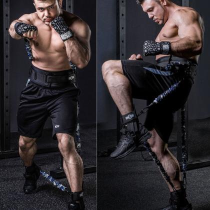 Мощные петли для фитнеса с Алиэкспресс