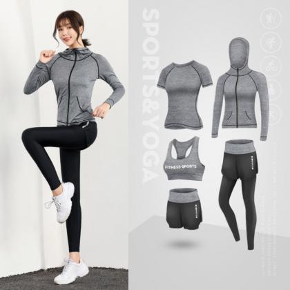 Классный спортивный костюм для девушек: пять предметов за 2200 рублей