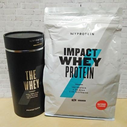 Сывороточный протеин Impact Whey Protein