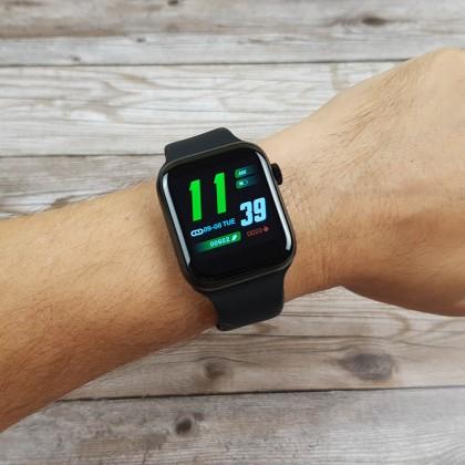 Обзор IWO Air Plus U78 Plus: смарт-часы с функцией автоматического измерения температуры