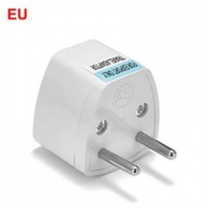 Universal AU UK US To EU Plug Adapter Converter.