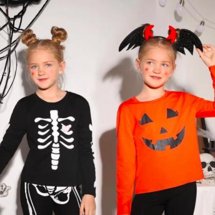 Хэллоуин для детей: классная одежда от 279 рублей