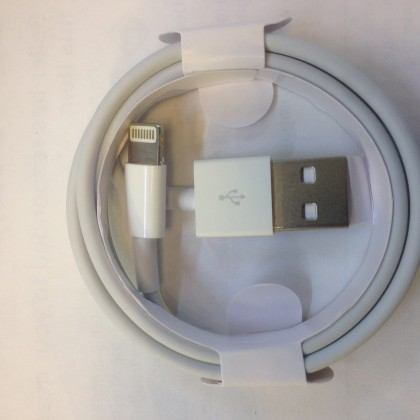 1m USB Data Charging Cable for iPhone.