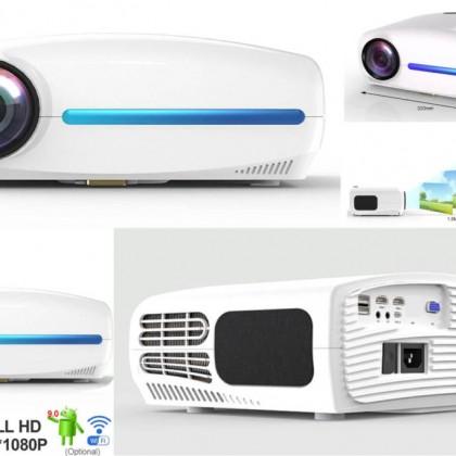 Насыщенный и сочный проектор WZATCO C2.