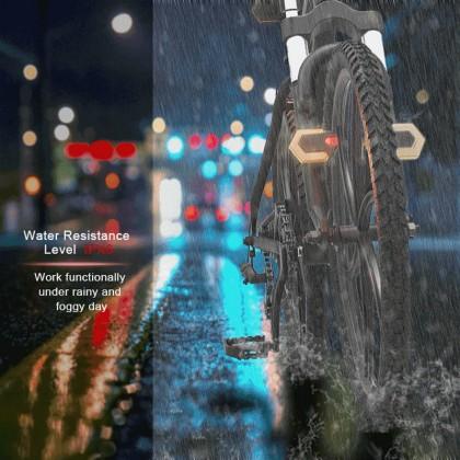 Велосипедные поворотники