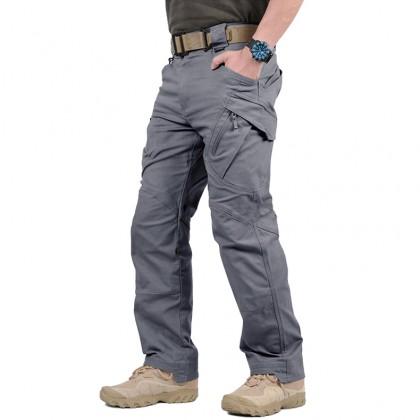 Мужские брюки в стиле милитари