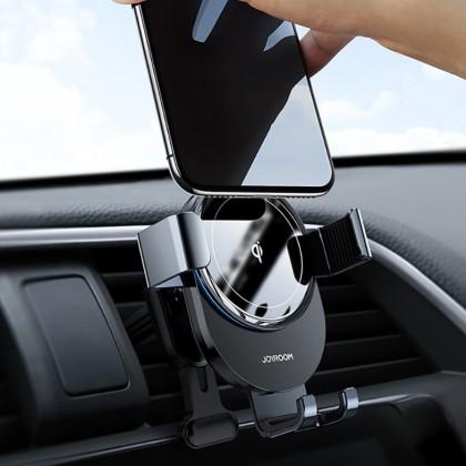 Автомобильный держатель для телефона, беспроводное зарядное устройство для автомобиля