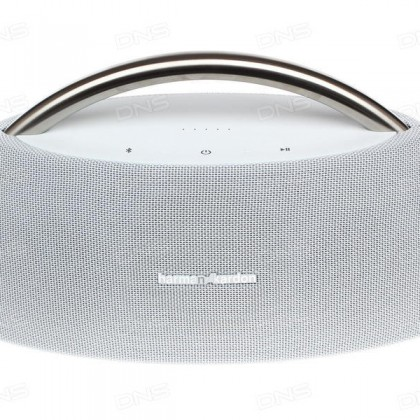 Портативная акустика Harman/Kardon GoPlay Mini HKGOPLAYMINIWHTEU White