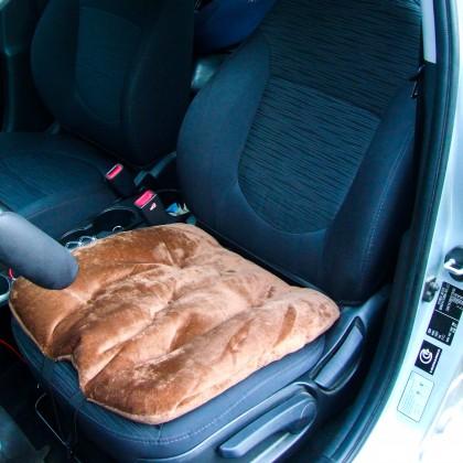 Зима близко. Подушка в машину с Алиэкспресс