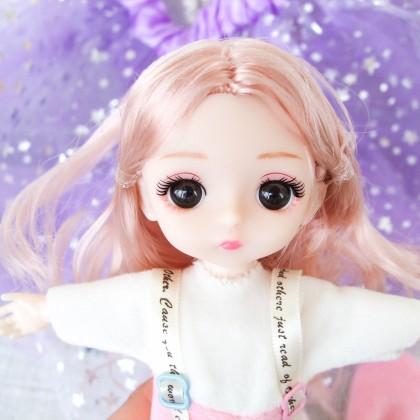 Бюджетная шарнирная куколка с Алиэкспресс
