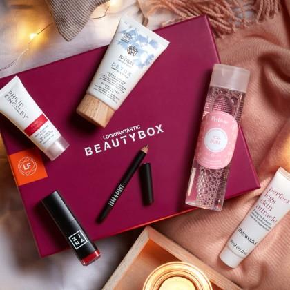 Что такое Beauty Box от LookFantastic и почему он так хорош