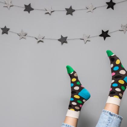Красивые и недорогие носки с Али: смотрим лучшие модели