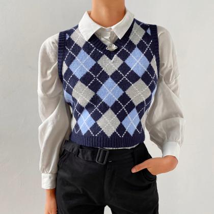 Женские жилетки, свитера без рукавов с Али: классные вещи от 370 рублей