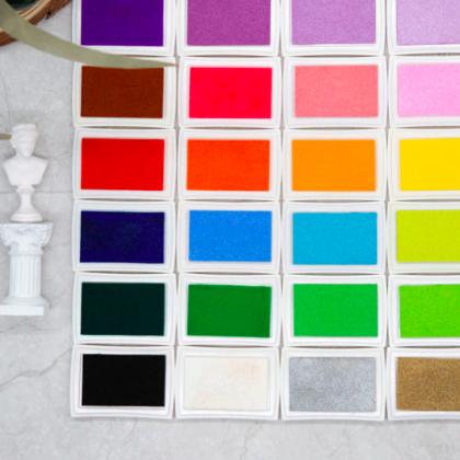 Краска для штампов: находка на Али за 50 рублей