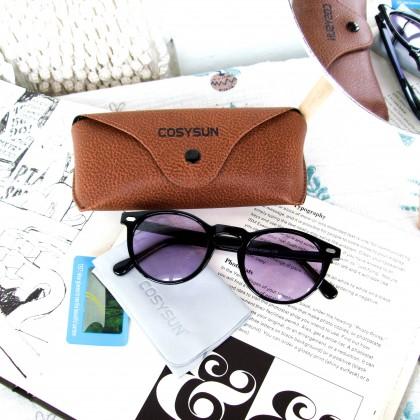 Женские поляризованные очки с фиолетовыми линзами