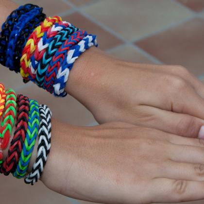 Резинки для браслетов: выбираем качественные на Али