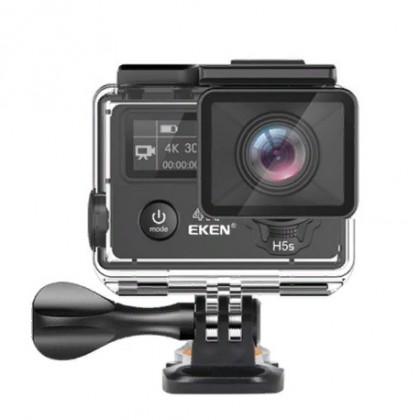 Спортивная камера EKEN H9R/H9, видеокамера для экстремальной съемки Ultra HD. Бесплатная доставка.