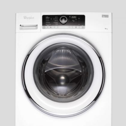 "Стиральная машина Whirlpool FSCR 90420 с технологией 6th sense ""Шестое чувство"""