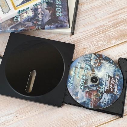 Внешний оптический привод Deepfox для спасения семейного фото/видеоархива