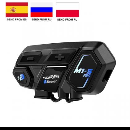 Мотогарнитура FodSports M1S Pro