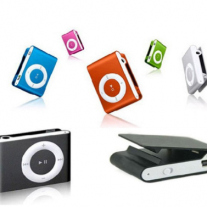 Mini Clip Portable MP3 sport player