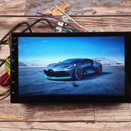 Автомобильная 2DIN-магнитола iMars на Android: сенсорный экран 7, GPS, Bluetooth, Wi-Fi и камера за