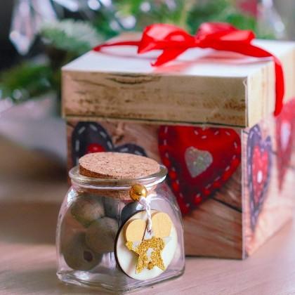 Креатив: что подарить на День влюблённых?